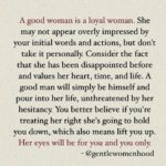 Best Good Woman Quotes image