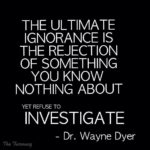 Knowledge And Ignorance Quotes and Sayings with Images