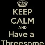Best Threesome Quotes image